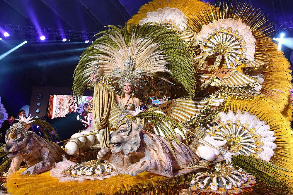 Resultado de imagen de santa cruz reina carnaval